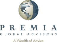 Premia Global Advisors Logo